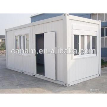 CANAM- 20 ft flat pack container house design drawing