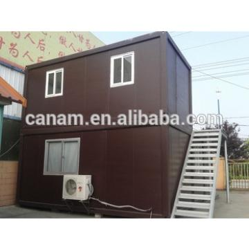 CANAM- two storey 20 ft container house