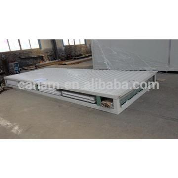 steel frame prefab house/light steel structure container office building for sale