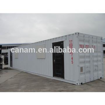 canam-40 ft shipping container house building