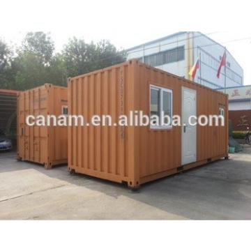 flat-packed pre-made container house