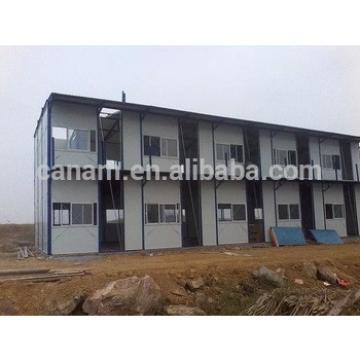 Light Steel Prefab portable dwellings house for sale