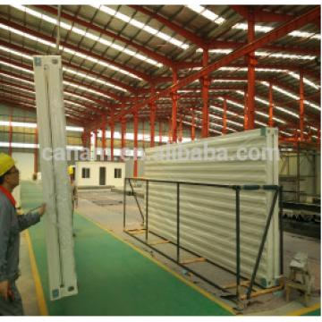Beautiful and comfortable prefabricated steel frame house