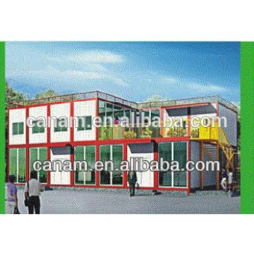 Luxury Widelyuse modern prefab workers container dormitory