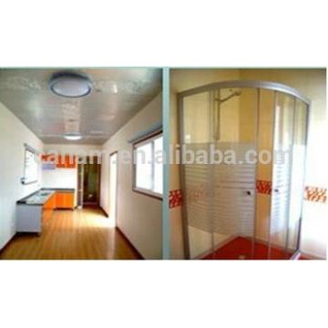Custom design two floors homes prefab modular guest house