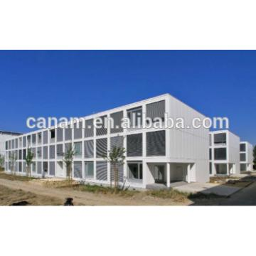 construction site work site fast build mobile prefabricated container house labor camp