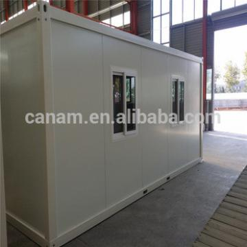 economic certificated flatpack modular cheap military container house