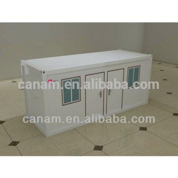Canam-Good function cheaper ready made flat pack houses cabin