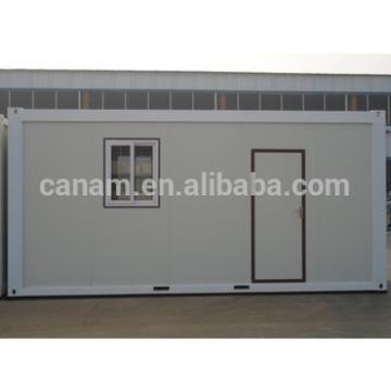 CANAM-Prefabricated garden house, hut house architectural design houses