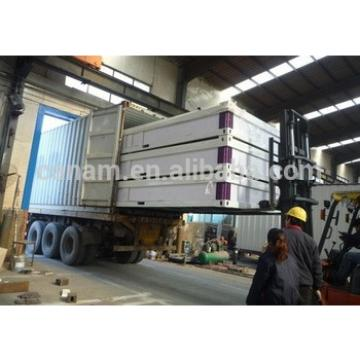 China Cheap prefab shipping container homes, storage container / toilet container house / camp container