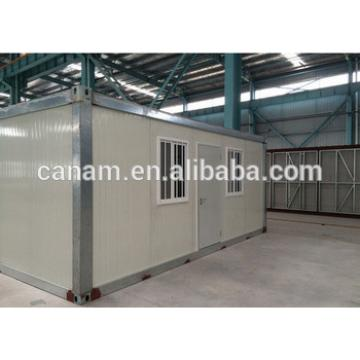 Steel frame structure prefabrication container living house