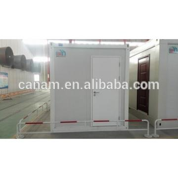 Steel container living house cheap mobile houses with toilet