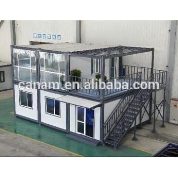 Canam folding container house modified shipping container house