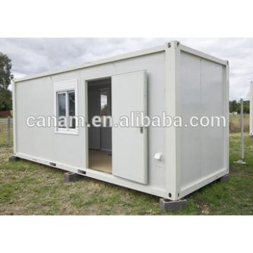 Portable prefab shipping container living house container house