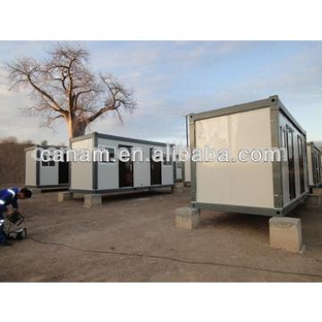 CANAM-convenient sample prefab house in cyprus
