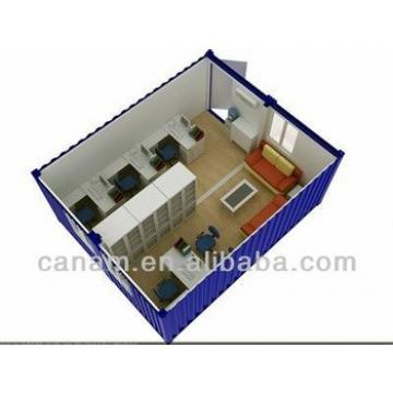 long lifetime prefab luxury container for hotels