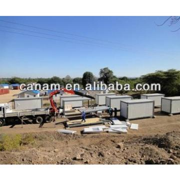CANAM-Movable color steel prefab container homes for sale
