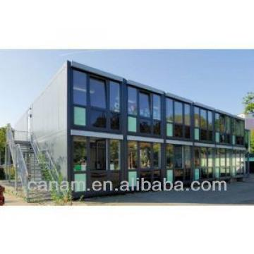 prefab shipping container house for hotel