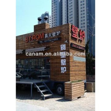CANAM- labour camp accommodation prefab container cabin modular