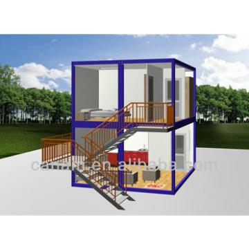 flat pack modular luxury container hotel