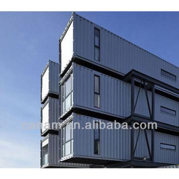 flat pack modular container hotel for sale