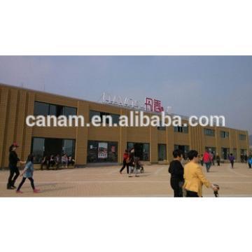 Prefabricated modular container restaurant house