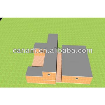 modern luxury prefabricated hotel container design