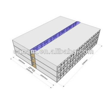 prefabricated flatpack container hotel