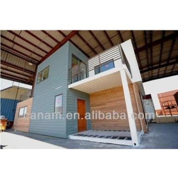 beautiful modified container villas design, price
