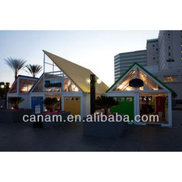 20ft modified container villa to be holiay cabin