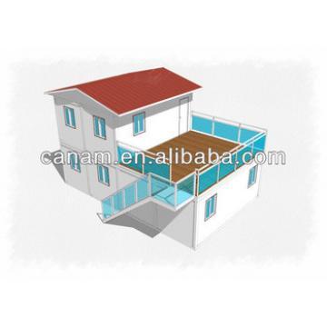dubai prefab shipping container villas