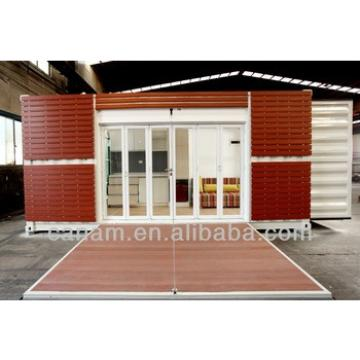 container holiday villa, container house