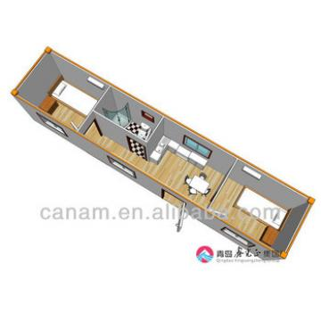 deluxe and luxury modified shipping container cabin and villa