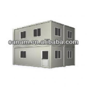 CANAM- 20 feet modified shipping container house with low price