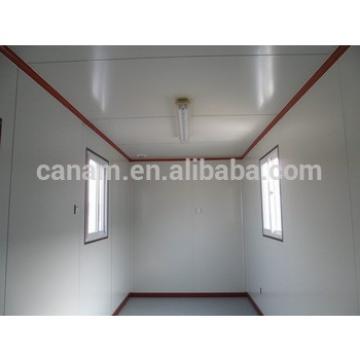 Moveable prefab 50m2 prefab house plan