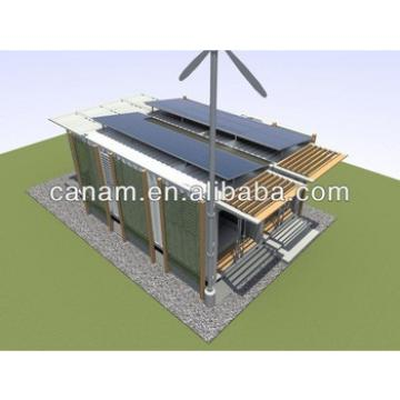CANAM- modular kit container house with canopy