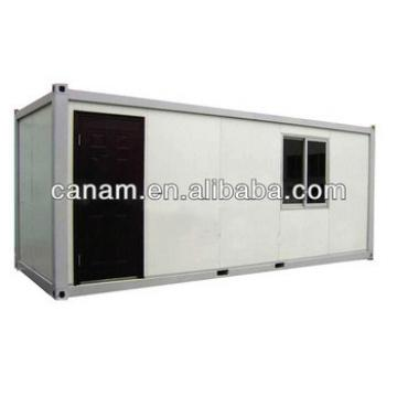 CANAM- folded container storage with HVAC