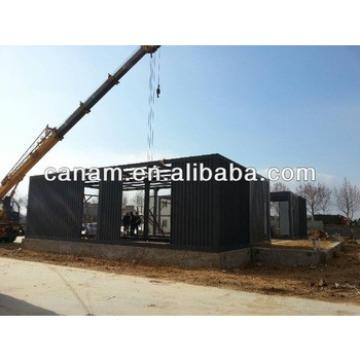 CANAM-modified 40 ft container shop