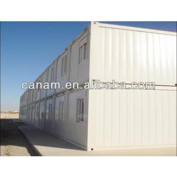 CANAM-mobile container construction for living