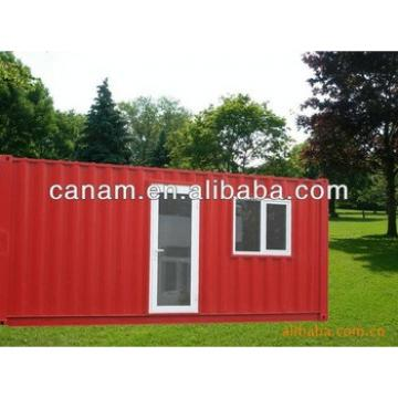 CANAM-modified 40 ft container bedroom