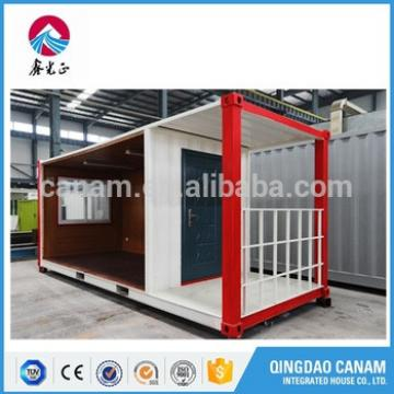 modular 20ft container prefab tiny house for sale