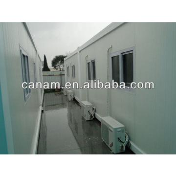 CANAM- prefab shipping container homes with ISO 9001:2008