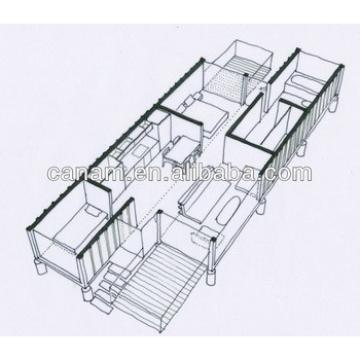 CANAM-prefabricated mobile house
