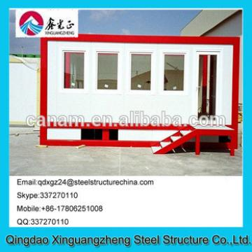 Stainless sandwich panel strengh stable container living dormitory house