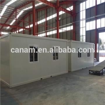 modern flat pack low cost container van house for sale philippines