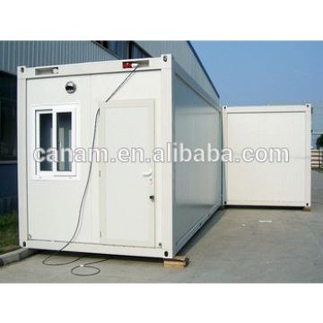 Prefabricated flat pack designed container living house