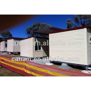 CANAM-customized light steel frame house for sale