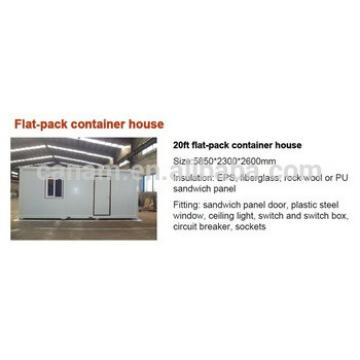 Buy CANAM-Prefab well design smart container home - Qingdao