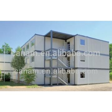 CANAM-Prefab modern fast construction bungalow house plans