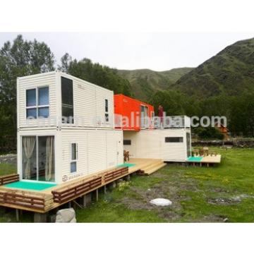 CANAM-Modular prefab container hotel for sale